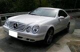 W210后期用 小汽车风格前脚架chrome E240 E280 E320 E430 E500[W210 後期用 クーペスタイル フロントグリル クローム E240 E280 E320 E430 E500]
