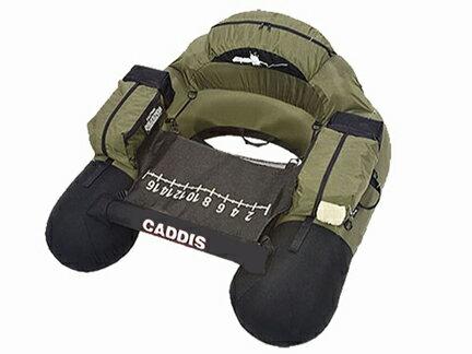 Caddis ネバダゴールドU型フローター