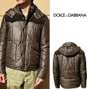 Dolce&Gabbana(D&G/ドルガバ/ドルチェ&ガッバーナ) g9r79tg9o411 46 メンズ中綿ブルゾン ダウン ジャケット Mサイズ Lサイズ