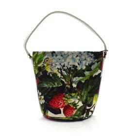 ドルチェ&ガッバーナバッグDolce&GabbanaアクセサリーポーチD&Gパーティーバッグドルガバ花柄flowerフラワーフローラ苺個性的eb0006ポーチコスメポーチ
