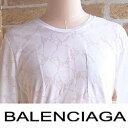 バレンシアガ BALENCIAGA Tシャツ お誕生日のに レディース アパレル ブランド ブランドTシャツ ブランドアパレル 薄手 夏服 ブランド ハロウィン