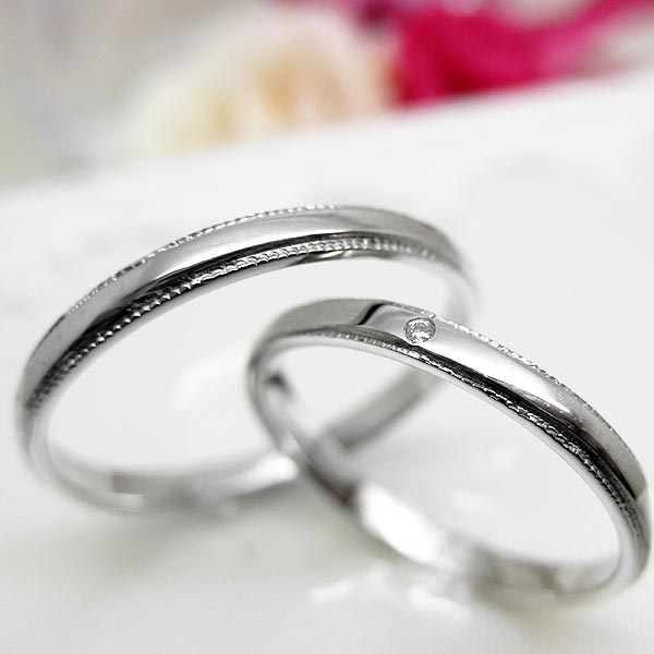 ペアリング Lien リアン 指輪 ダイヤモンド 4月誕生石(レディース) プラチナ メンズ レディース 結婚指輪 婚約指輪 一粒 結婚記念日 ジュエリー 宝石 sm13911145-46 ダイアモンド ペアリング Lien リアン 指輪 ダイヤモンド 4月誕生石(レディース) プラチナ メンズ レディース 結婚指輪 婚約指輪
