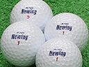 【Aランク】【ロゴあり】Newing(ニューイング) アルタスニューイング ホワイト 1個 【あす楽】【ロストボール】【中古】