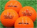 【Aランク】【ロゴなし】MAXFLI HYPER EASE2 オレンジ 1個 【あす楽】【ロストボール】【中古】