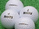 【Aランク】【ロゴなし】Newing(ニューイング) SUPER SOFT FEEL パールホワイト 1個 【あす楽】【ロストボール】【中古】