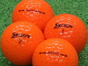 【Aランク】【ロゴなし】SRIXON(スリクソン) AD333 パッションオレンジ 2011年モデル 1個 【あす楽】【ロストボール】【中古】