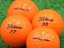 【Aランク】【ロゴなし】Titleist(タイトリスト) VG3 オレンジパール 2014年モデル 1個 【あす楽】【ロストボール】【中古】