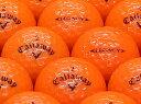 【ABランク】【ロゴなし】Callaway(キャロウェイ) LEGACY スパークリングオレンジ 2012年モデル 1個 【あす楽】【ロストボール】【中古】