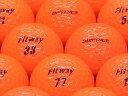 【ABランク】【ロゴなし】フィットウェイ DISTANCE オレンジ 1個 【あす楽】【ロストボール】【中古】