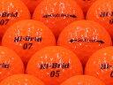 【ABランク】【ロゴなし】HI-BRID Soft Feel パッションオレンジ 2012年モデル 1個 【あす楽】【ロストボール】【中古】