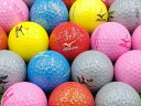 【ABランク】ミズノ カラー混合 1個【あす楽】【ロストボール】【中古】