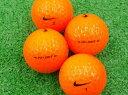 【ABランク】【ロゴなし】ナイキ PD◆SOFT 2015年モデル オレンジ 1個 【あす楽】【ロストボール】【中古】...