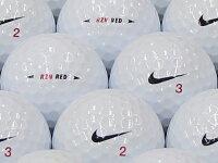 【ABランク】【ロゴあり】ナイキ RZN RED 2014年モデル 1個 【あす楽】【ロストボール】【中古】の画像