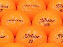 【ABランク】【ロゴあり】タイトリスト VG3 2014年モデル オレンジパール 1個 【あす楽】【ロストボール】【中古】