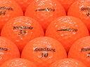 【ABランク】【ロゴあり】ツアーステージ V10 スーパーオレンジ 2012年モデル 1個 【あす楽】【ロストボール】【中古】