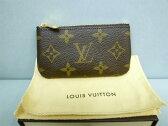 【LOUIS VUITTON】ルイ・ヴィトン モノグラム ポシェット・クレ M62650 【新品・未使用】