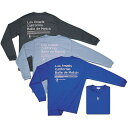 UNI ロングスリーブTシャツ LA (BM-JLT0976)