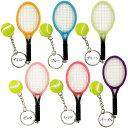 テニスラケット&ボールキーホルダー(UF-BE003)