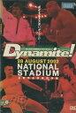 Dynamite! 28 AUGUST 2002 NATIONAL STADIUM【中古】