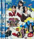 SKE48のマジカル・ラジオ 【全3巻セット】松井珠理奈 松井玲奈【中古】【邦画】中古DVD