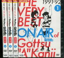 THE VERY BEST ON AIR of ダウンタウンのごっつええ感じ 1991-92 【全4巻セット】.【中古】