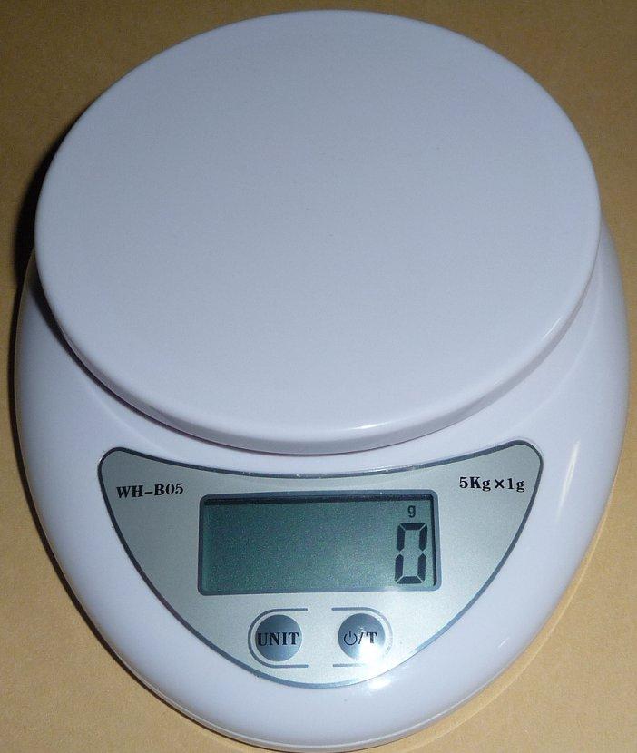 デジタルはかり1gで5kg(5000g)計量スケール秤 最大5kgデジタルキッチンスケール…...:auc-ten-kou:10000148