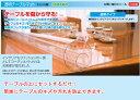 【送料無料】テーブルマット 90×165 1mm厚 テーブルクロス 透明マット