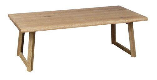 【送料無料】ナラ無垢材 センターテーブル オーガニック リビングテーブル 【送料無料】ナラ無垢材 センターテーブル オーガニック リビングテーブル