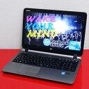 【中古】Prime Reborns HP ProBook 450G2 第5世代 Core i5 CPU 高速新品SSD搭載 15.6型 A4ノートパソコン Windows10Pro テンキー WPS O..