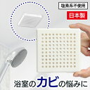 【25日はポイント5倍!】日本製 お掃除革命!カビ予防剤 バイオの職人 浴室用