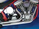 ソフテイル ショートドラッグパイプ ハーレー マフラー TC EVO ハーレーマフラー 送料無料