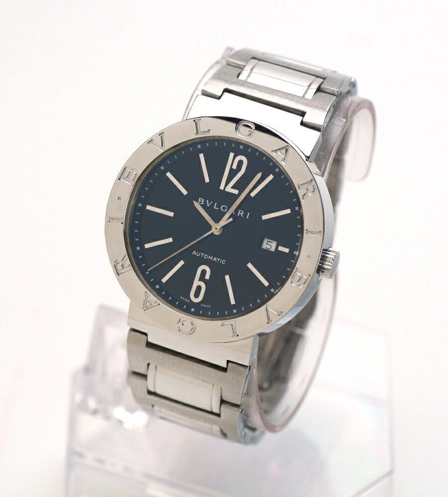 ブルガリ 紳士用腕時計 ブルガリ ブルガリ  オートマチック BB42SS AUTO 【】