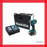 マキタ 18V 充電式 インパクトドライバー 4点セット/コードレス/TD146DZ 同等品/BL1830/電動ドリル/ビット/DC18RC/BL1830/BL1815,BL1830,BL1840,BL1850,BL1860 機種対応