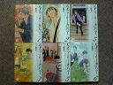 【中古】 ◆ 天才ファミリーカンパニー 全6巻 二ノ宮知子 全巻 完結 文庫サイズ