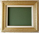 油絵 油彩額縁 (アート フレーム) MJ108 F20 ゴールド -新品-特価品