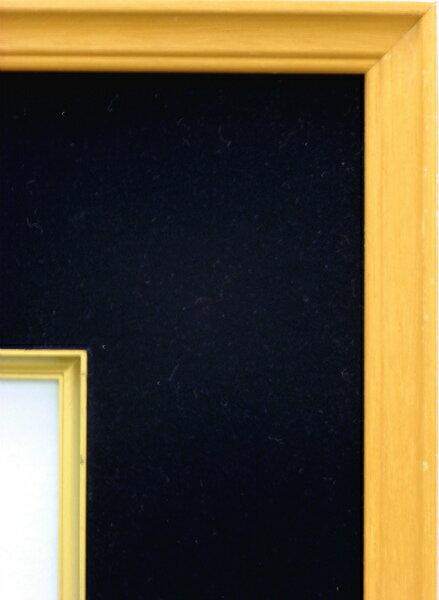 色紙額 色紙用額縁 4900 紺 -新品の紹介画像2