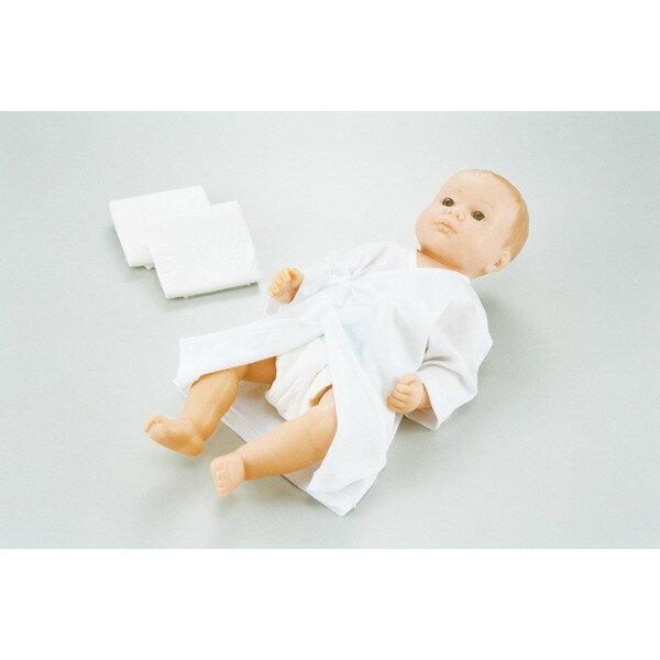 学校教材 沐浴人形(おむつ・肌着付) AT-50...の商品画像