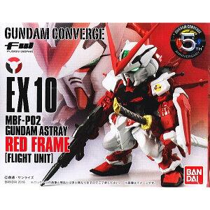 FW GUNDAM CONVERGE EX10��GUNDAM ASTRAY RED FRAME
