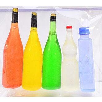 No miniature gadgets bottle 5 book set label [MWDSETA], [m-s]-
