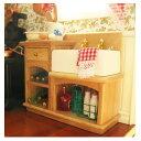 ミニチュア家具 キッチンシンク カントリーナチュラル (1/12スケール) ID005 m-s 【 ネコポス不可 】