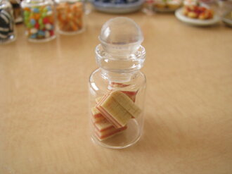 Miniature foods small bottle