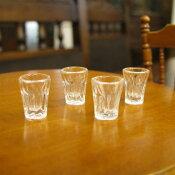 【人気商品】ミニチュア雑貨 プラスチック製 ビストログラス 4個セット [MWDG5][m-s]●【ネコポス配送対応】