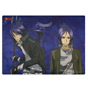 [7305] You S E tutor hit man REBORN! A3 desk mat 骸
