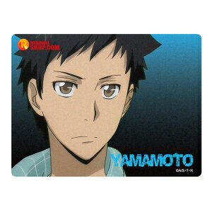 [4328] You S E tutor hit man REBORN! Two change mouse pad Yamamoto / moon on a rainy night