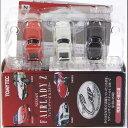 【2A】 トミーテック 1/150 ザ・カーコレクション Vol.3 フェアレディZ ヒストリー フェアレディ 240ZG (レッド・ホワイト・マルーン) 3種セット Nゲージ ストラクチャー ミニカー ミニチュア 半完成品 単品