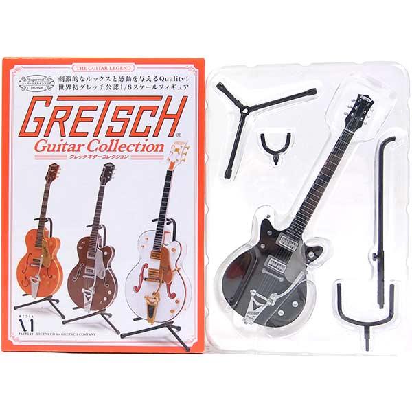 6メディアファクトリー1/8GRETSCHグレッチギターコレクションデュオジェット/G6128T-1