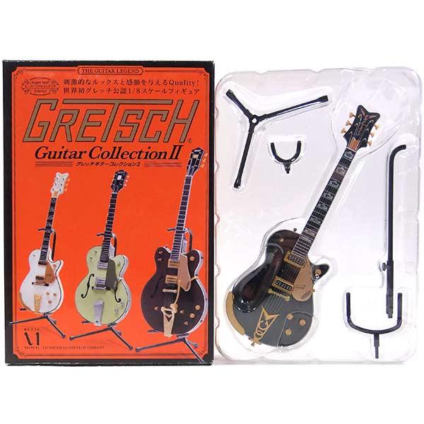 5メディアファクトリー1/8GRETSCHグレッチギターコレクションIIブラックペンギン(G6134