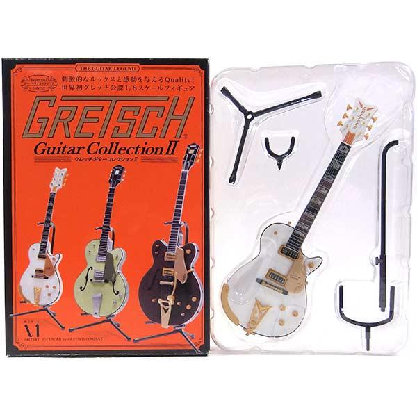 4メディアファクトリー1/8GRETSCHグレッチギターコレクションIIホワイトペンギン(G6134