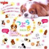 つぶら犬 ミニチュアサイズの可愛小犬 小型犬 おもちゃ ガチャガチャ ユージン (全10種フルセット)【即納】 【RCP】【10P22Nov13】