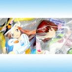 輪るピングドラム 高倉陽毬&荻野目苹果フィギュア MAWARU−PENGUINDRUM アニメ プライズ タイトー(全2種フルセット+ポスターおまけ付き)【即納】【05P03Dec16】